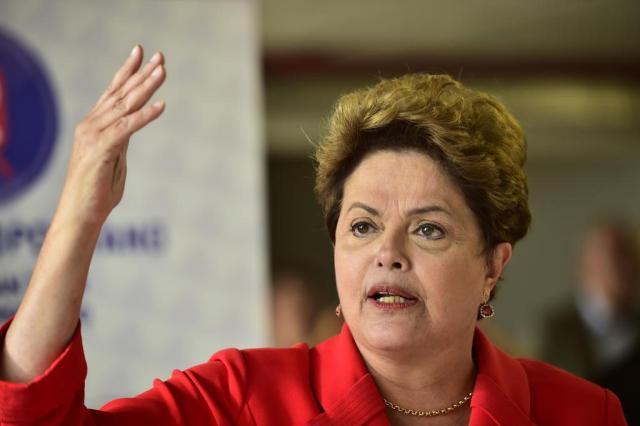 Avaliação do governo Dilma Rousseff sobe de 32% para 34% Adriana Franciosi/Agencia RBS