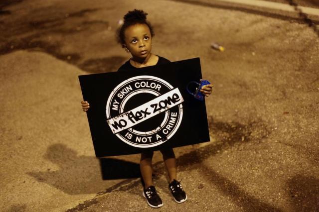 Estados Unidos vivem pesadelo da violência racial Joshua LOTT/AFP