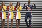 Ricciardo faz grande corrida e vence GP da Bélgica John Thys/AFP