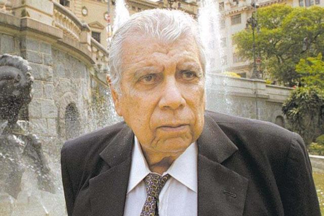Morre o empresário Antônio Ermírio de Moraes Ver Descrição/Ver Descrição