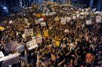 Morador de rua preso em protesto no Rio tem pena reduzida em quatro meses Tasso Marcelo/AFP
