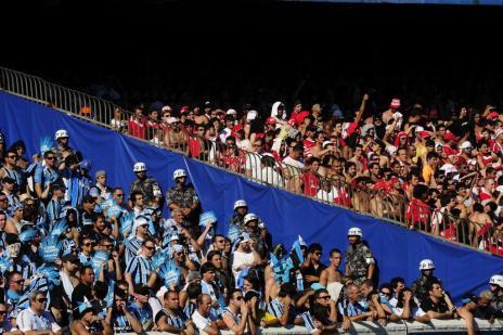 Grêmio tem a oitava maior torcida do Brasil; Inter é o nono, aponta pesquisa (Omar Freitas/Agencia RBS)