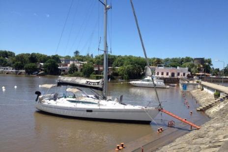 Três navios e dois aviões procuram veleiro argentino desaparecido (Reprodução/Marinha do Brasil)