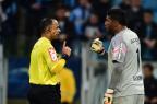Árbitro inclui na súmula de Grêmio x Santos caso de racismo na Arena Fernando Gomes/Agencia RBS