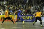 ACBF sofre virada do Blumenau, perde por 4 a 1 e segue com campanha irregular na Liga Futsal Blumenau Futsal/ Divulgação/