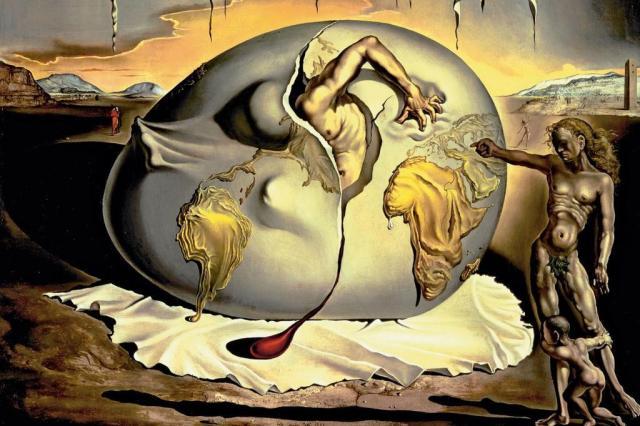 Aborto é tema tabu para os políticos em ano eleitoral no Brasil Salvador Dali/Reprodução