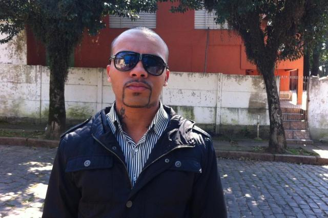 Casa de gremista que cometeu ato racista na Arena é apedrejada Mauricio Tonetto/Agência RBS