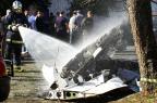 Duas pessoas morrem em queda de avião em Curitiba PAULO LISBOA/BRAZIL PHOTO PRESS/ESTADÃO CONTEÚDO