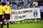 Não ao racismo é destaque em Grêmio x Bahia