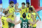 Brasil acredita que 'sustos' da Liga Mundial não se repetirão na Polônia Divulgação/FIVB