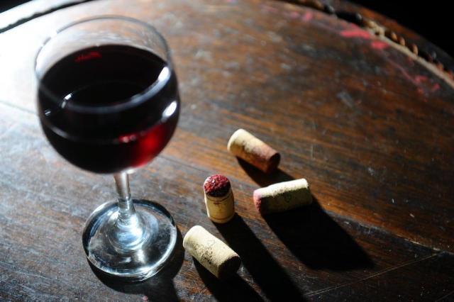 Consumo de um cálice de vinho por dia só é benéfico acompanhado de exercícios  Jonas Ramos/Especial