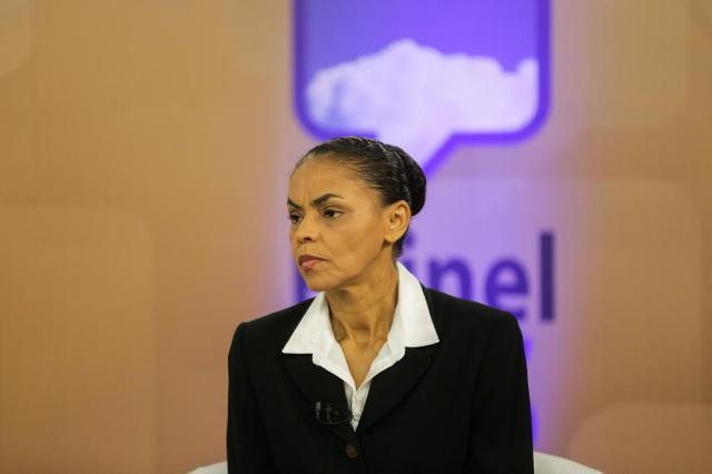 Marina nega ter cedido a pressões evangélicas no recuo no plano LGBT Bruno Alencastro/Agencia RBS