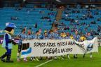 """Vice-presidente do Grêmio afasta clima hostil no Rio: """"Não deve extrapolar os limites do tribunal"""" Fernando Gomes/Agencia RBS"""
