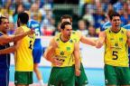 Brasil vence a Finlândia e se garante na segunda fase do Mundial de Vôlei FIVB/Divulgação