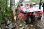 Identificado motorista morto em acidente na ERS-129, em Guaporé Eduardo Godinho / Rádio Aurora / divulgação/