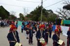 Banda com instrumentos de lata de Itapuã comemora primeira participação na Semana da Pátria Divulgação/Prefeitura de Viamão