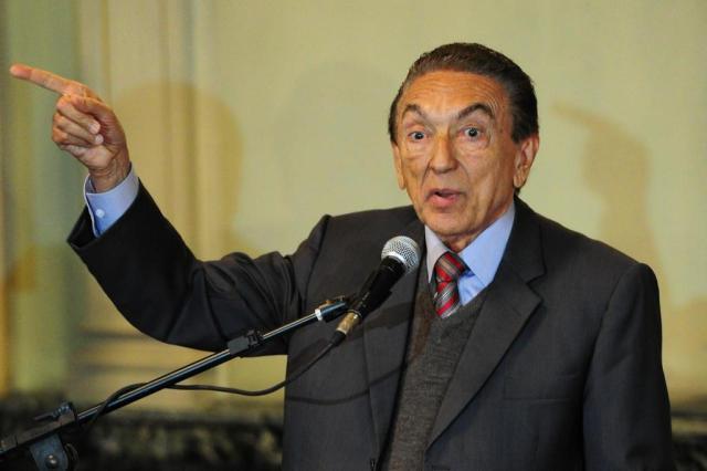 STF autoriza quebra de sigilos do ex-ministro Edison Lobão Fernando Gomes/Agencia RBS