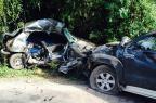Colisão entre dois carros mata jovem de 21 anos, em Farroupilha Altamir Oliveira / Rádio Estação FM / divulgação/