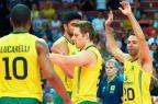 Agressivo, Brasil atropela a Bulgária e continua invicto no Mundial de Vôlei FIVB/Divulgação