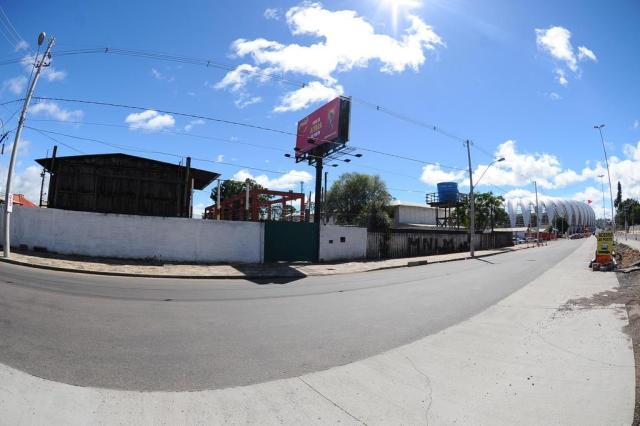 Construção do Centro Cultural do Samba fica para 2015 Félix Zucco/Agencia RBS