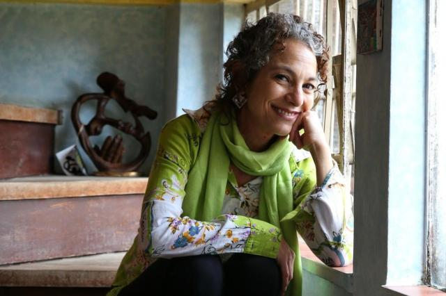 Homenageada do 21º Porto Alegre Em Cena, Deborah Finocchiaro usa humor para falar de questões sociais Fernando Gomes/Agencia RBS