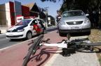 Após ciclista ser atropelado por carro, 43 locais com ciclovias terão radares em São Paulo Reginaldo Castro/Estadão Conteúdo