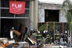 Polícia prende cinco pessoas em flagrante depois de reintegração de posse em São Paulo NELSON ALMEIDA/AFP