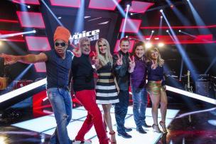 Terceira edição do The Voice Brasil estreia esta noite (Estevam Avellar/Globo)