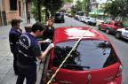 Policial civil reage a tentativa de assalto no Bairro Menino Deus Lauro Alves/Agencia RBS