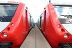 Primeiro dos quinze novos trens começa a operar na segunda-feira (Diego Vara/Agencia RBS)