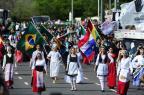 Mais de 150 entidades participam do desfile farroupilha na avenida Beira-Rio Ronaldo Bernardi/Agência RBS