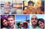 5 casais formados pelo Tinder que vão fazer você acreditar no destino Arquivo Pessoal/Arquivo Pessoal
