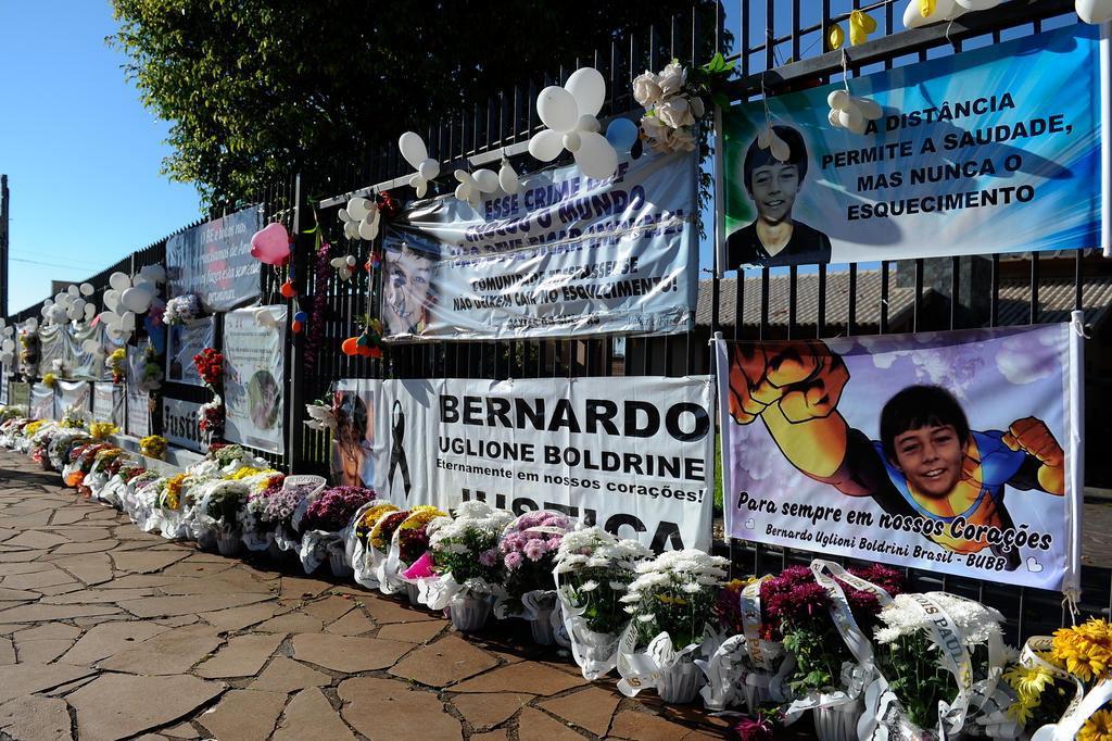 As falhas na rede de proteção que não salvou Bernardo Boldrini Marcelo Oliveira/Agencia RBS