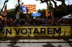 Catalunha aposta em consulta popular para definir seu futuro JOSEP LAGO/AFP