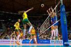 Brasil enfrentará Cazaquistão na abertura da 2ª fase do Mundial de Vôlei Divulgação/FIVB