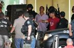 Defesa do sequestrador diz que crime era estratégia para chamar atenção para a corrupção EVARISTO SA/AFP