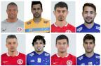 Duelo de líderes: comentaristas analisam Cruzeiro e Inter jogador por jogador  Montagem sobre fotos de divulgação/