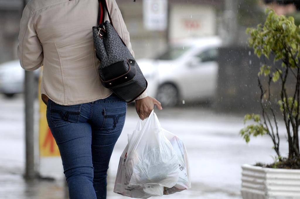 Lei na Califórnia proíbe uso de sacolas plásticas Germano Rorato/Agencia RBS
