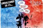 Os Flautistas: grenalizando os CTs Gilmar Fraga/Arte ZH