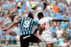 David Coimbra: Grêmio e São Paulo foram iguais Ricardo Duarte/Agencia RBS