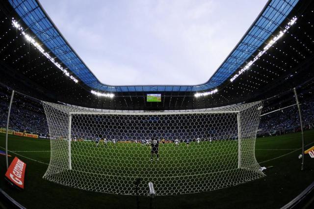 Grêmio chega a acordo com OAS, e compra da Arena será votada no Conselho Marcelo Oliveira/Agencia RBS