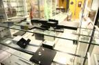 Bandidos fazem pelo menos 11 reféns em assalto a joalherias na Galeria do Rosário em Porto Alegre Tadeu Vilani/Agência RBS