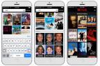 Netflix muda layout de aplicativo para celulares  Reprodução/Netflix