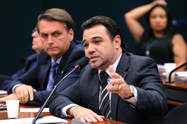 O que a supervotação de Jair Bolsonaro e Marco Feliciano revela sobre o Brasil Lucio Bernardo Jr.,Câmara dos Deputados/Divulgação