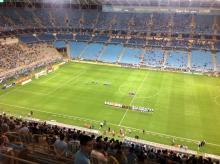Arena do Grêmio poderá ganhar o revolucionário árbitro de vídeo em outubro Diori Vasconcelos/Rádio Gaúcha
