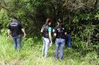 Corpo é encontrado com as mãos amarradas e o rosto coberto na Lomba do Pinheiro, na Capital Ronaldo Bernardi/Agencia RBS