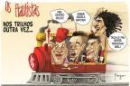 Os Flautistas: o Inter nos trilhos Gilmar Fraga/Agencia RBS