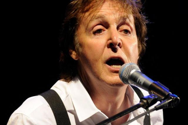 Paul McCartney fará show em Belo Horizonte, diz jornal Paul McCartney/Divulgação