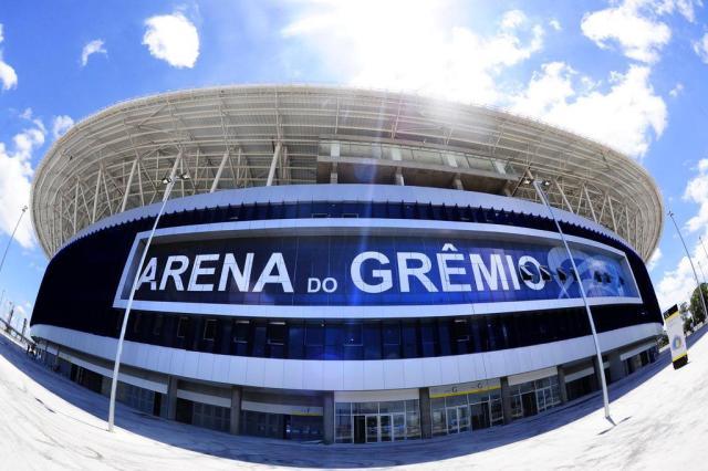 O que muda na relação entre Grêmio e OAS após o acerto para a compra da Arena Omar Freitas/Agencia RBS
