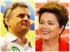 CNT/MDA: Dilma aparece com 45,5% e Aécio tem 44,5% Foto: Montagem sobre fotos de Marcos Fernandes e Ichiro Guerra / Divulgação/